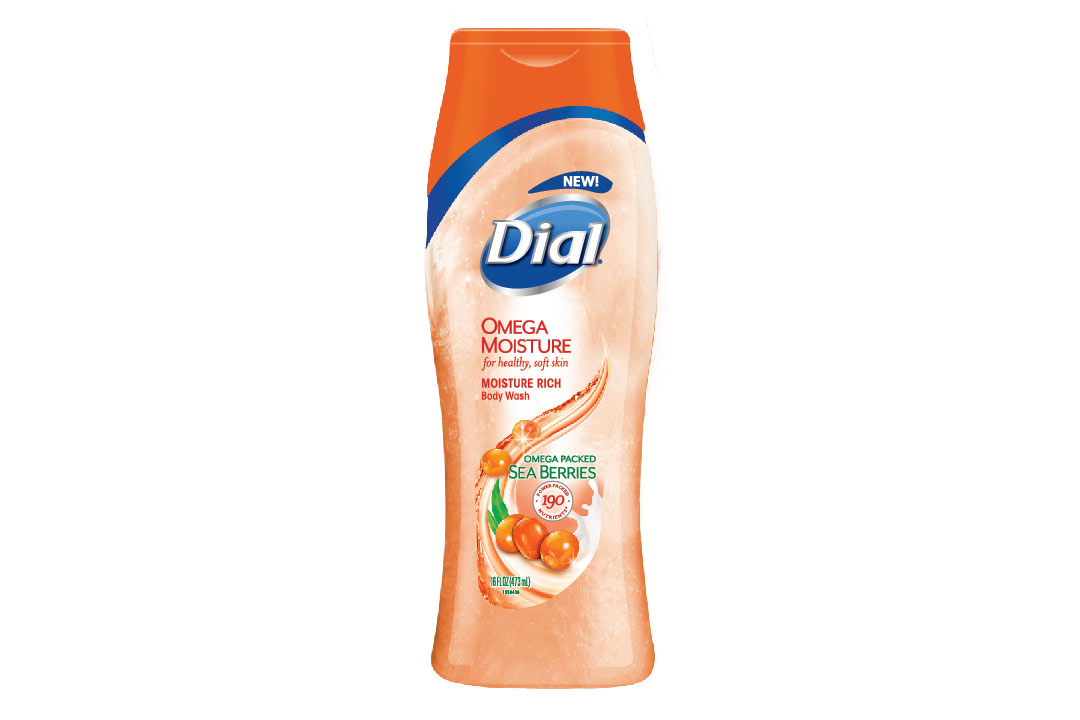 New Dial 174 Body Washes Nourish And Restore To Deliver