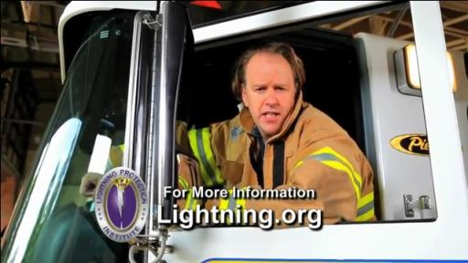 Lightning Protection Association: Lightning Safety Awareness Week PSA