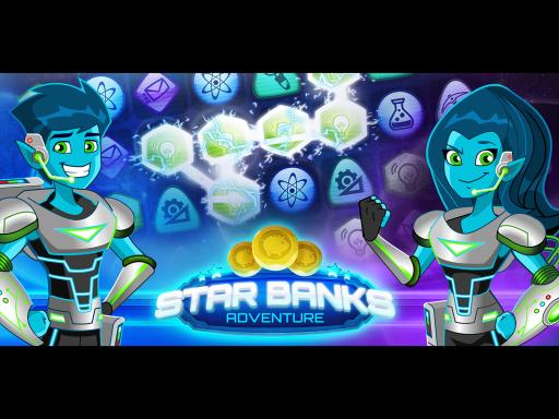 Characters from Star Banks Adventure