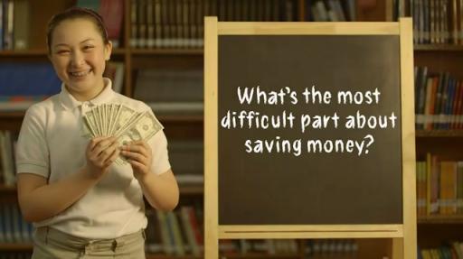 Kids on Spending and Saving