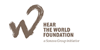 Hear the World Foundation logo