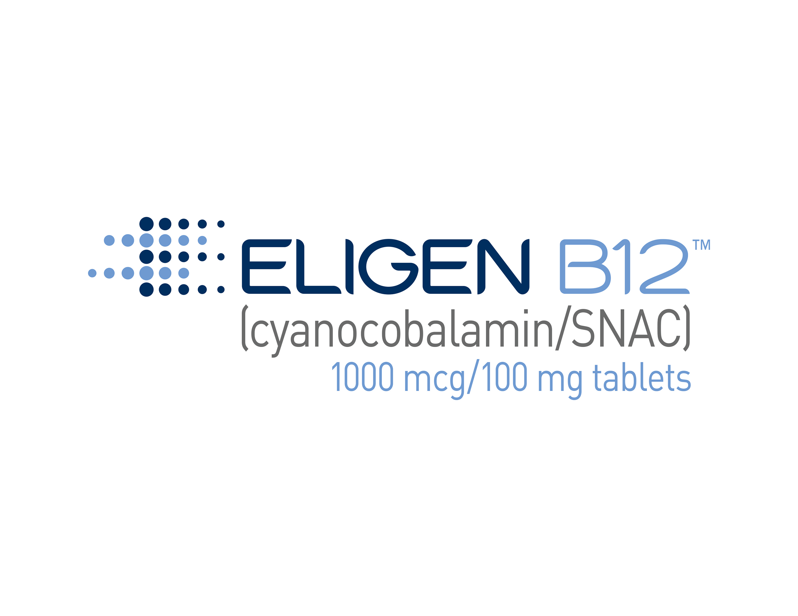 Eligen B12(TM) logo