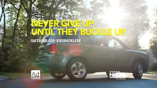 U S Dot Launches First Ever National Tween Seat Belt