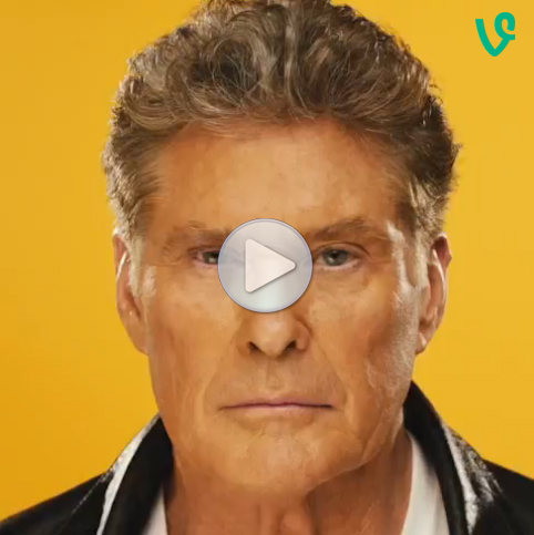 Clorox(R) Takes the Hassle Off Cleaning with The King of Hassle-Free Living, David Hasselhoff