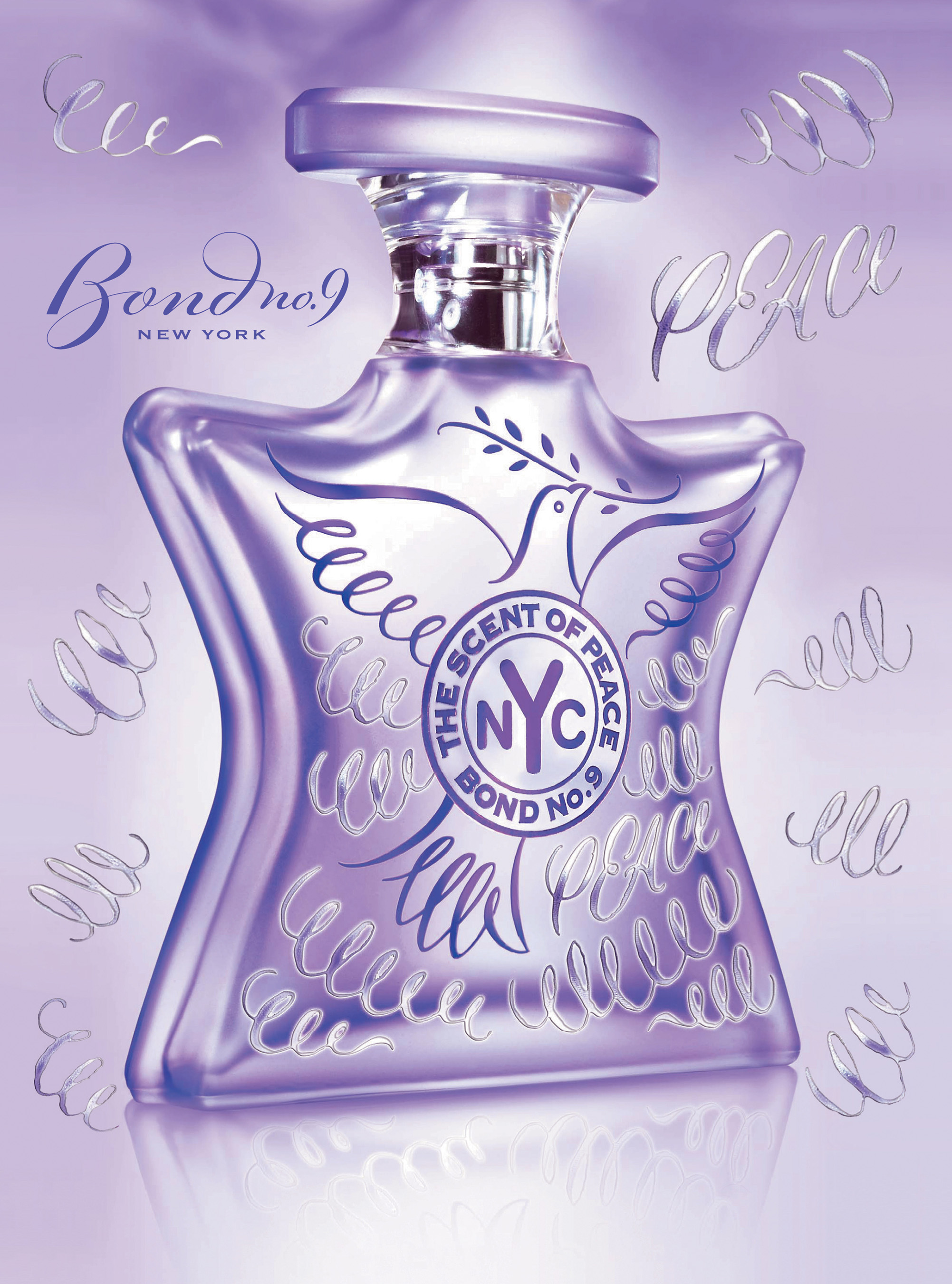Just in time for the 10th anniversary of the Scent of Peace f67bde5ba7