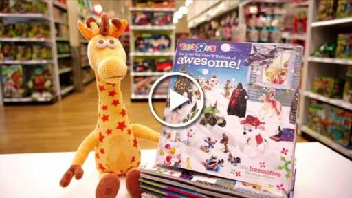 "Toys R Us Big Book : The great big toys""r us book of awesome arrives in homes"