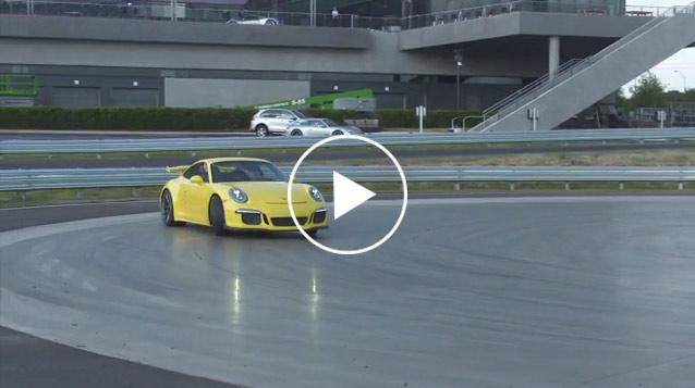 Porsche Experience Center >> Porsche Opens New $100 Million Experience Center and ...