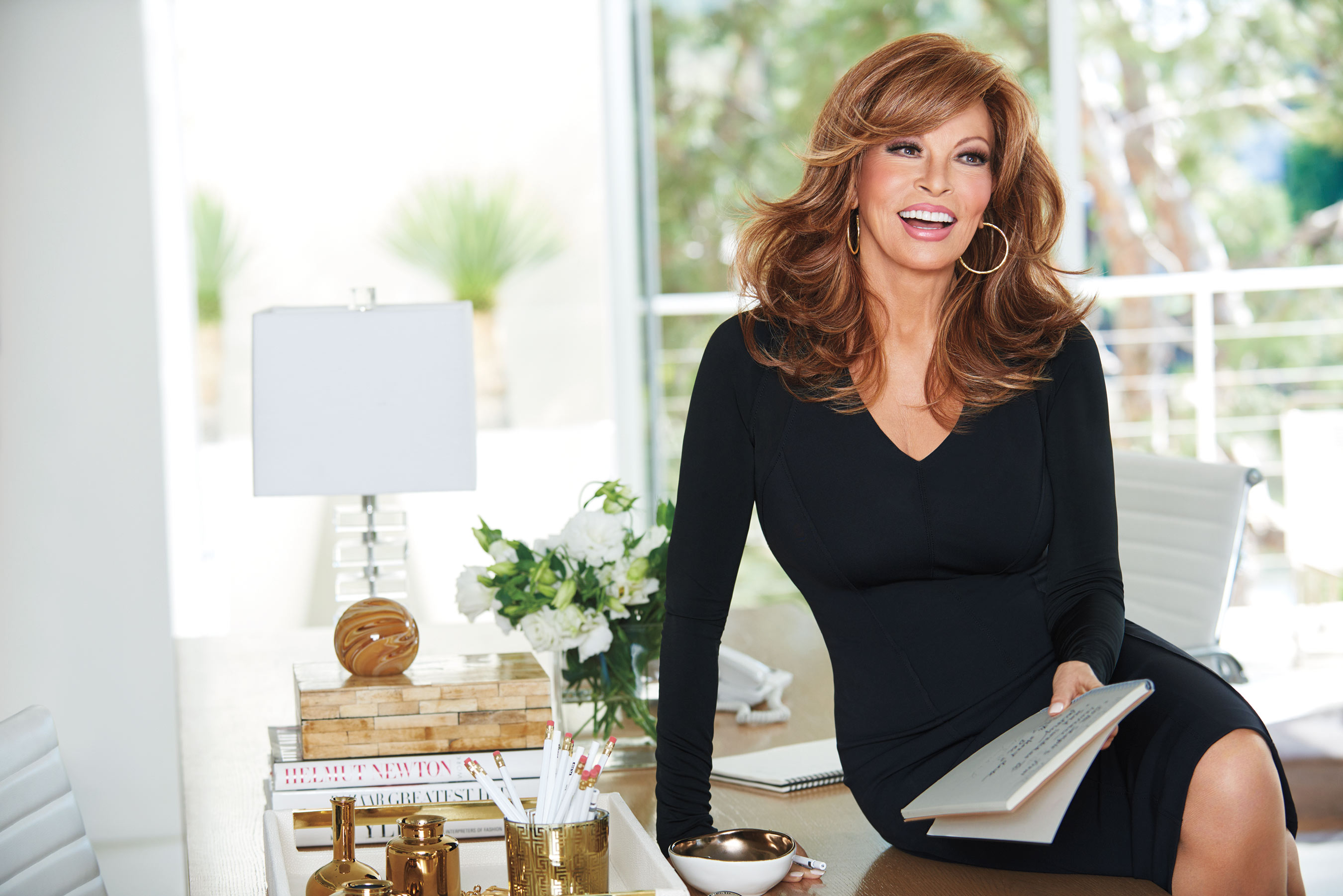 Raquel Welch Named Creative Director Of Hairuwear