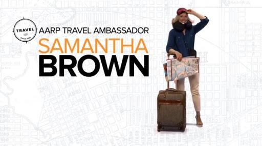 Samantha Brown Offers Advice on Road Trips