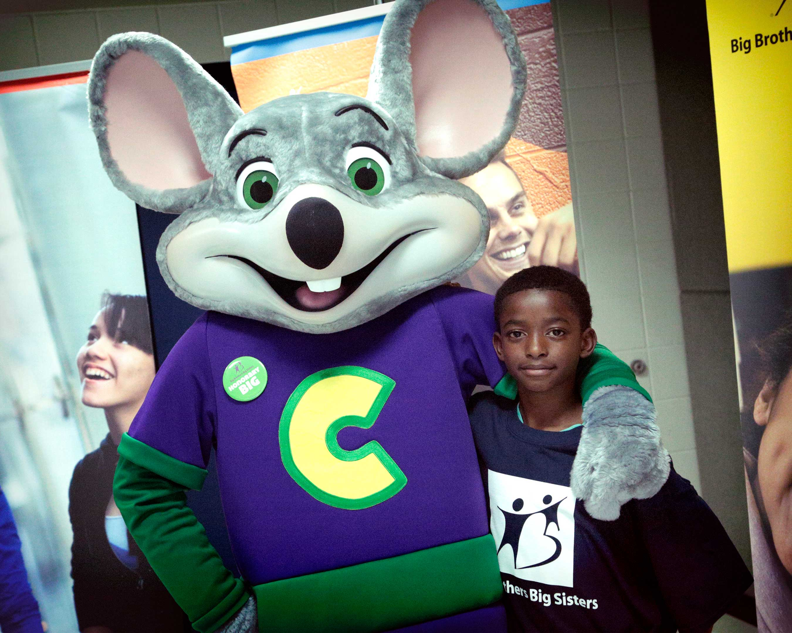 Chuck E Cheese: Chuck E. Cheese's Unveils New Menu With Parents In Mind