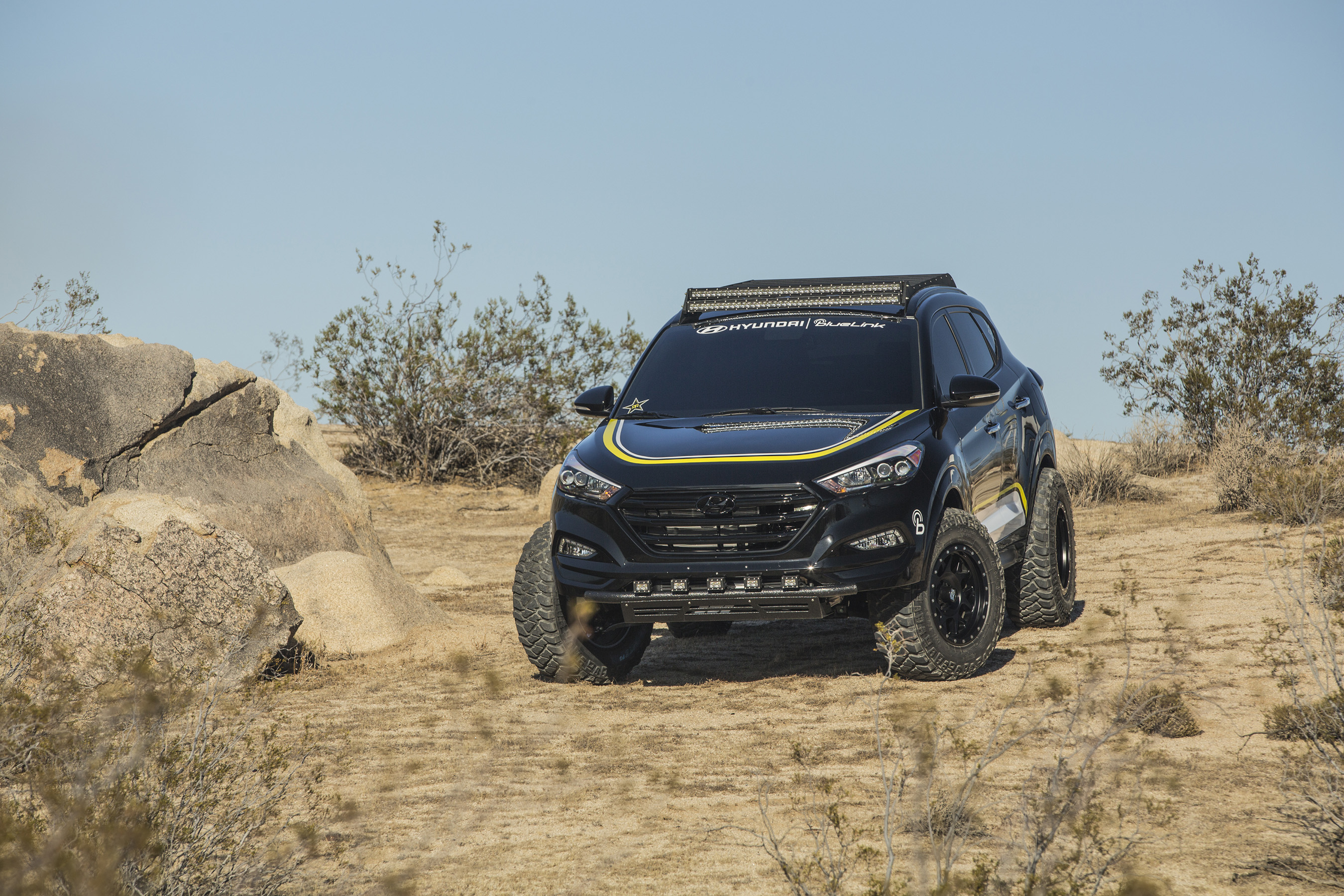 O Brien Hyundai >> HYUNDAI'S 2015 SEMA LINEUP FEATURES SIX VEHICLES BUILT BY ...