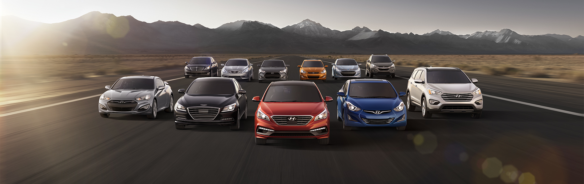 Hyundai has been one of the fastest-growing automobile companies in America. This diverse lineup incorporates quality, safety, performance and luxury, all while retaining great value.