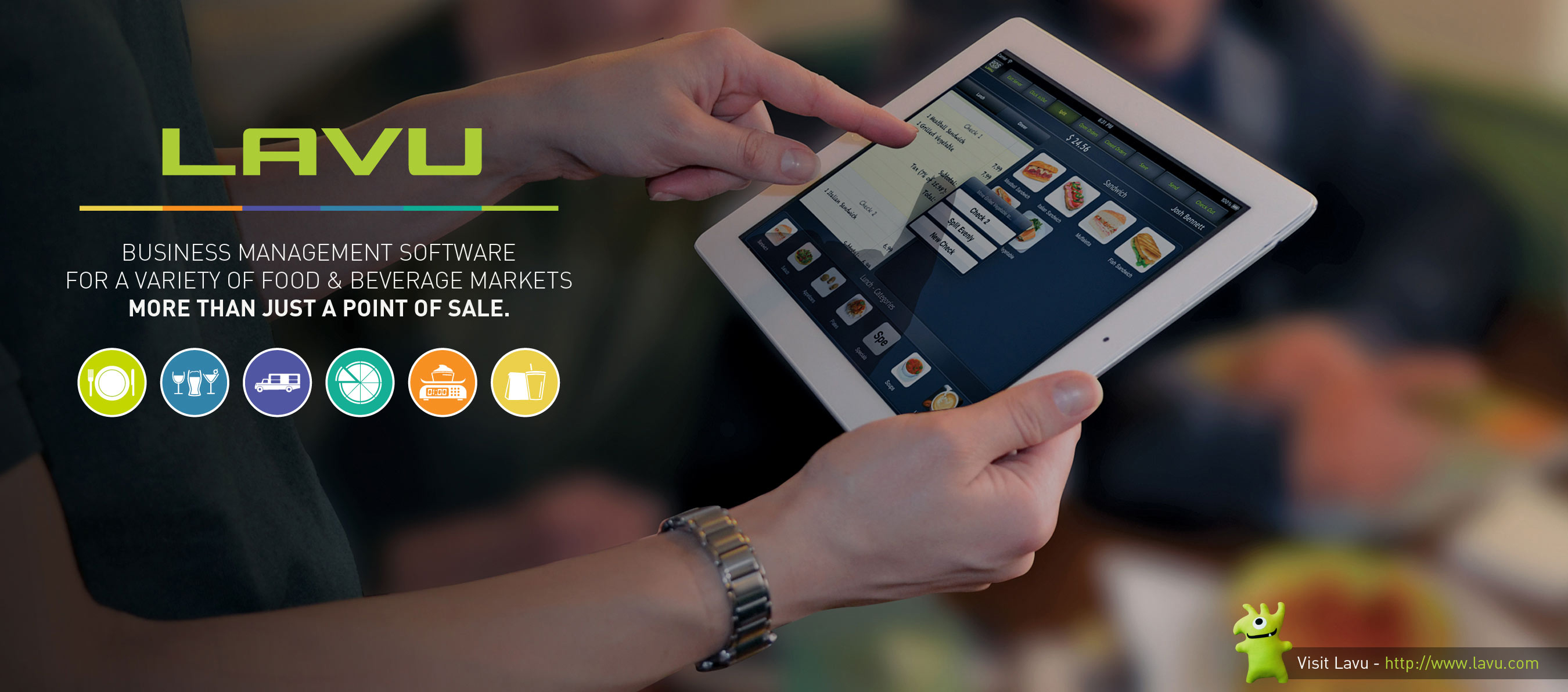 Lavu Gives Their Ipad Point Of Sale Software To