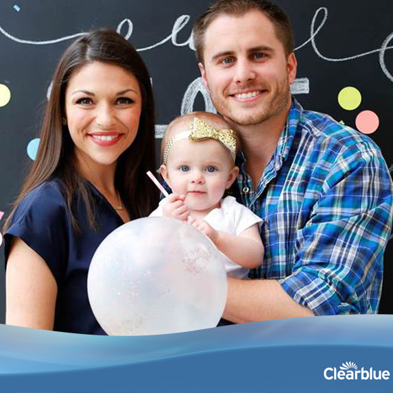 DeAnna Pappas Stagliano for Clearblue