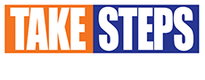 Take Steps logo
