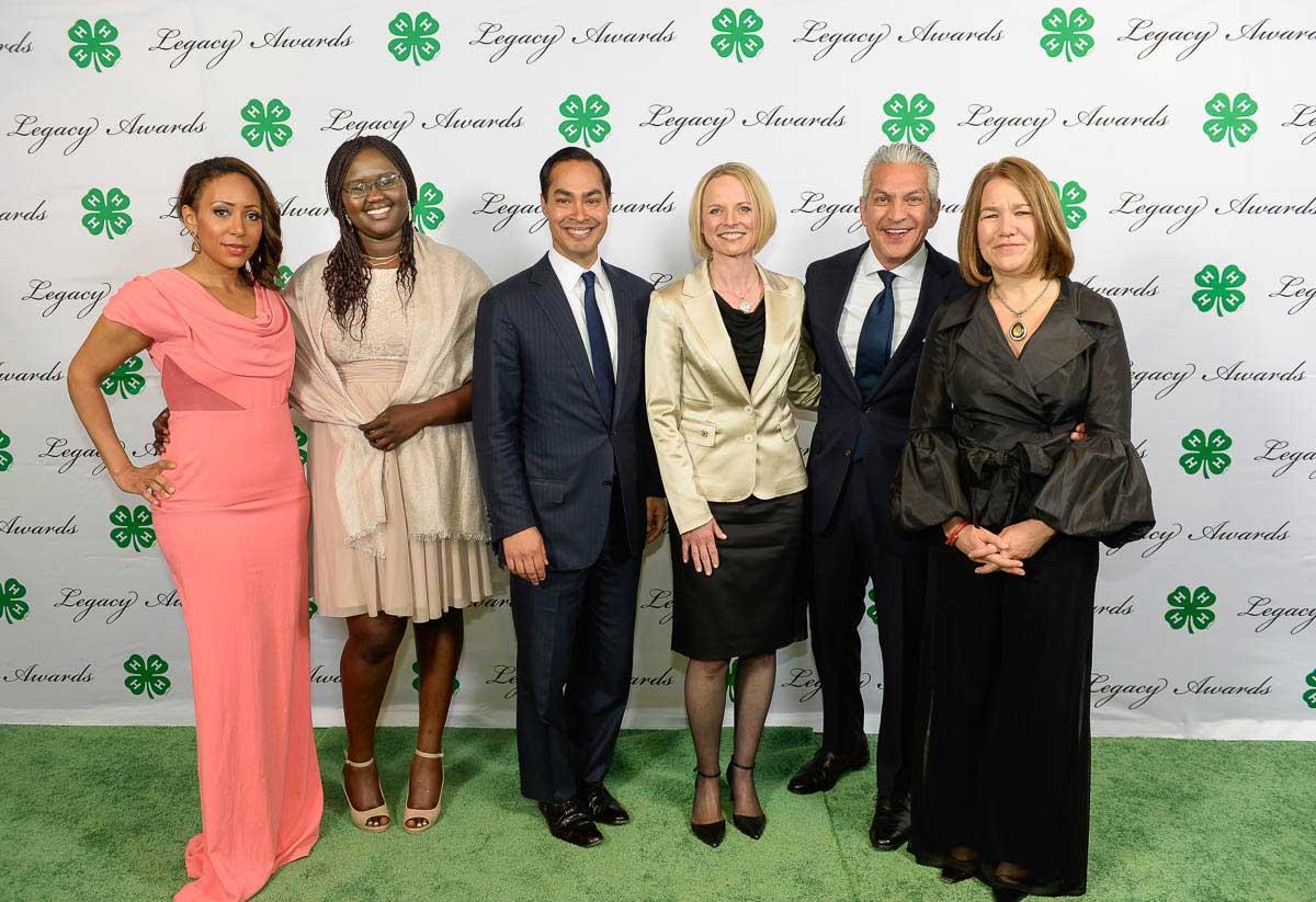 Legacy Awards Participants