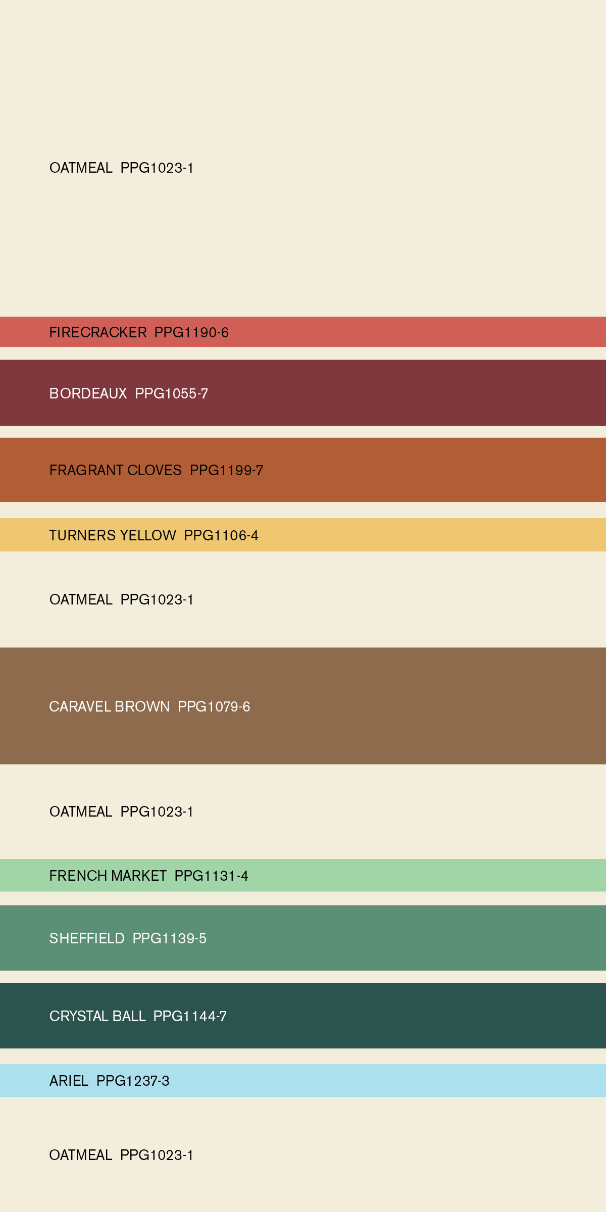 Book color palette -  Spicy And Terracotta Oranges Sunny Yellows Watery Blues And Foliage Greens Evoke A Sense Of Coastal Wanderlust In The Good Life Restaurant Palette