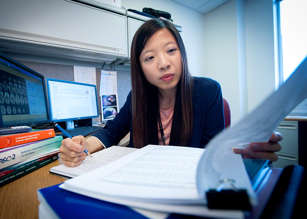 Learn more about Dr. Yin Ting Cheung Ph.D.