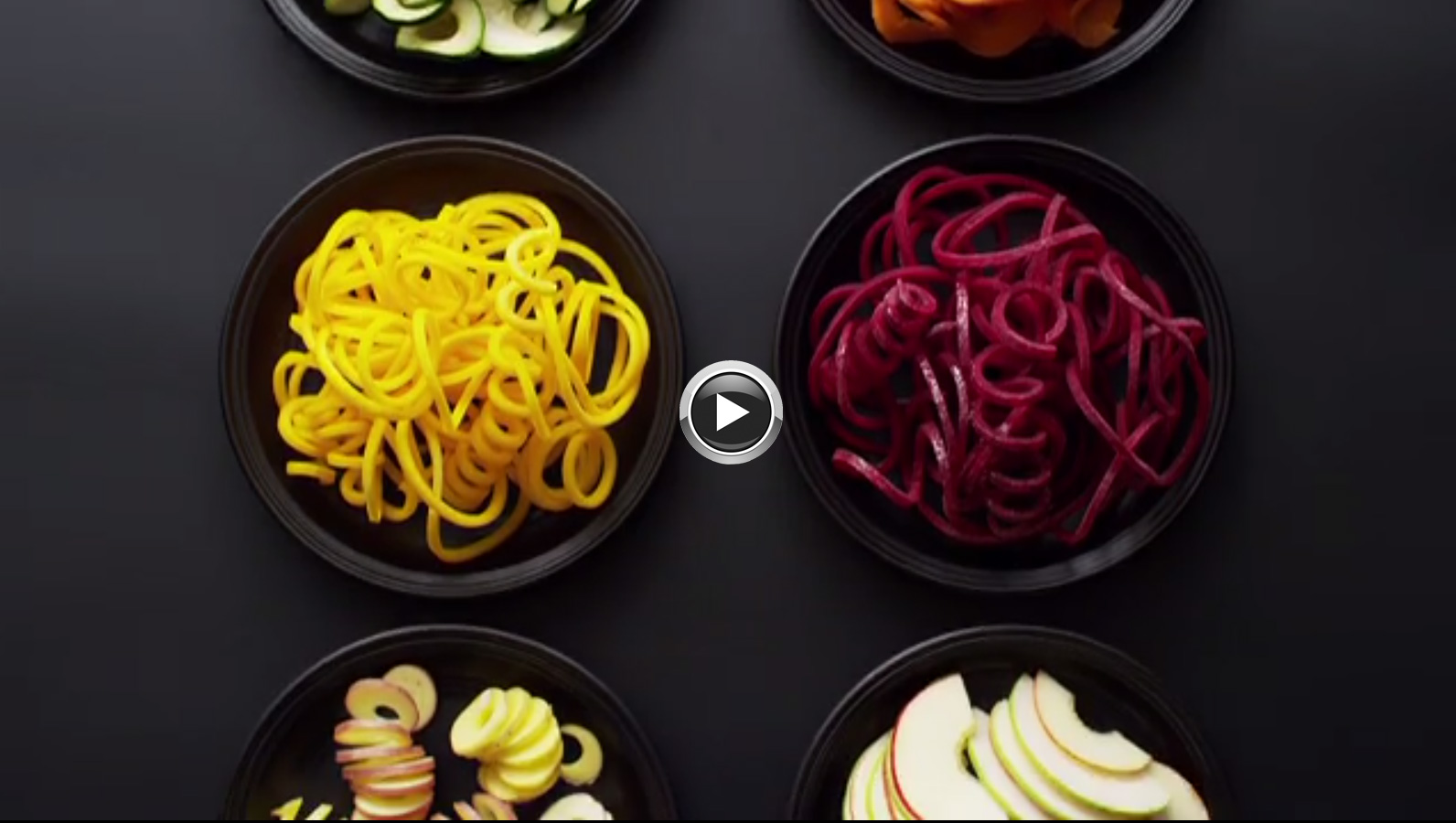 New Kitchenaid Spiralizer Attachment Kicks Up Creativity In The Kitchen