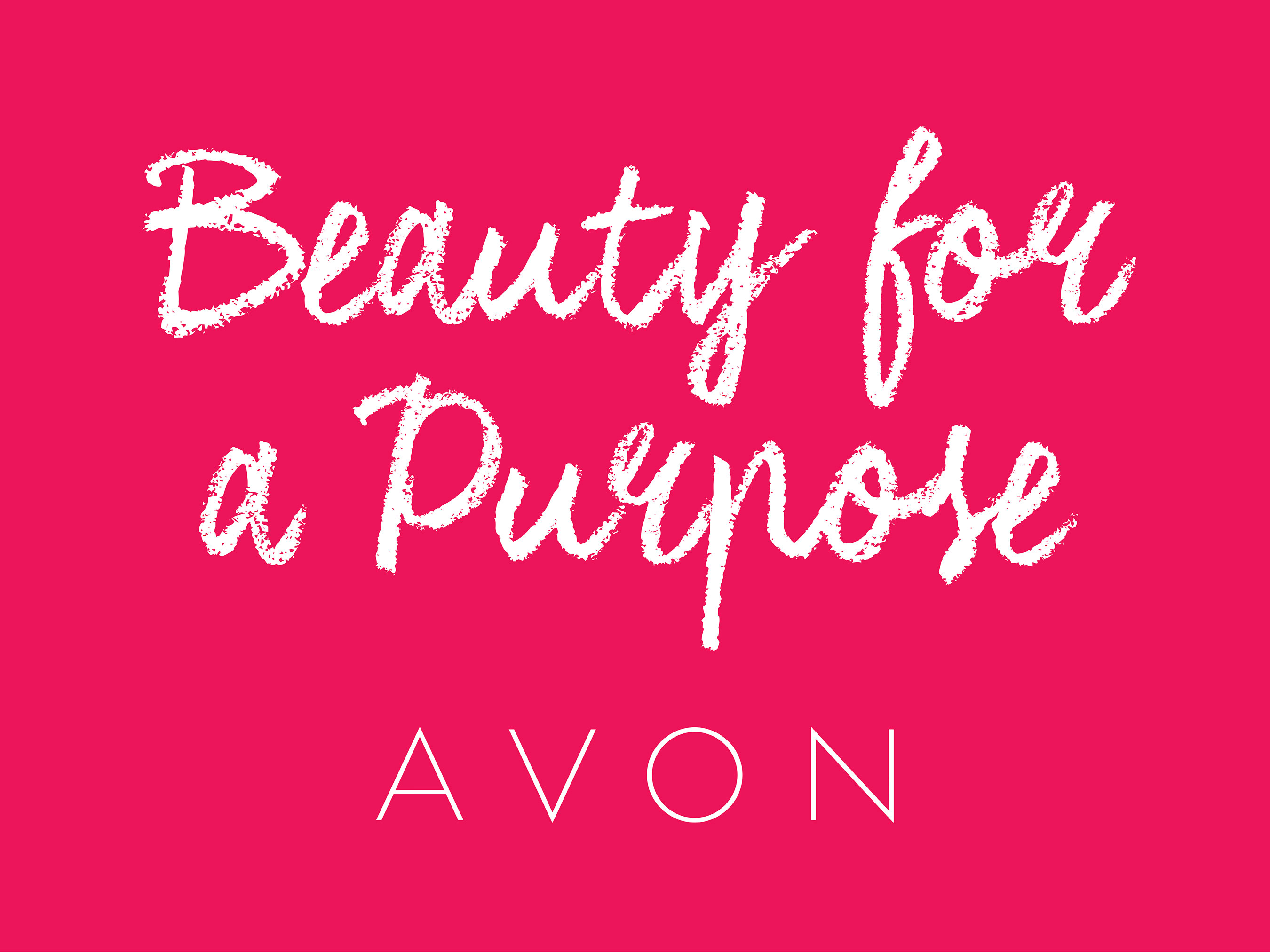 Avon Announces Beauty For A Purpose New Brand Statement