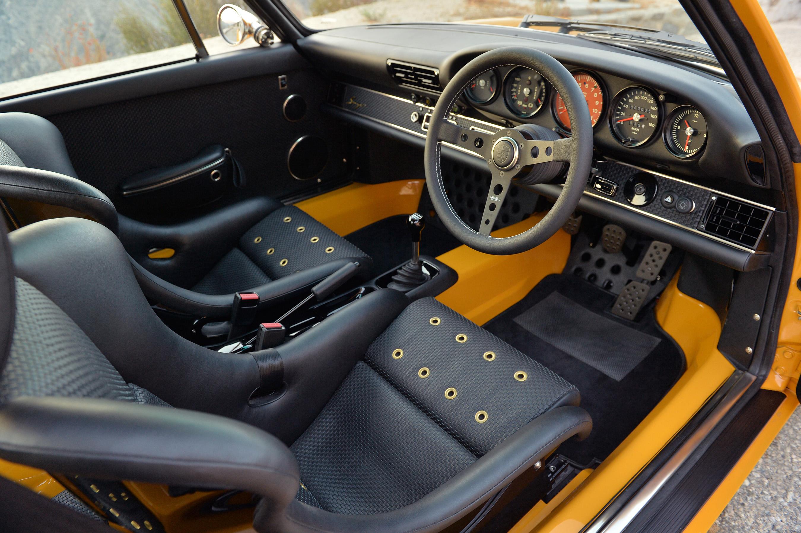 2015 Goodwood Festival Of Speed Invites Singer Vehicle