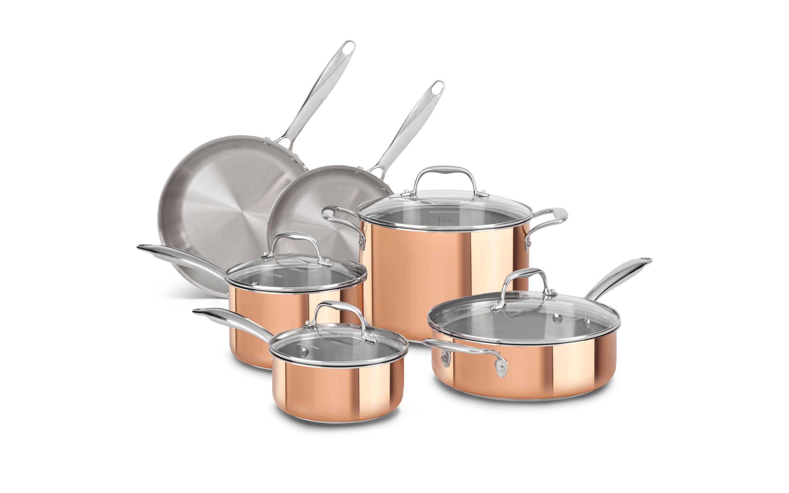 KitchenAid Tri-Ply Cookware