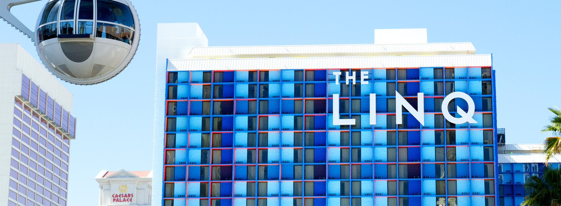 The LINQ Hotel & Casino Now Open after Complete Renovation