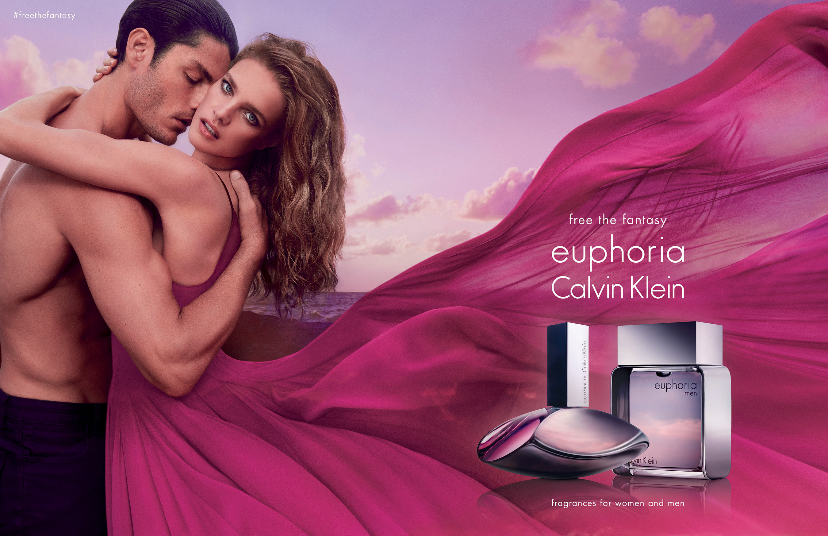 EUPHORIA CALVIN KLEIN ANNOUNCES NEW GLOBAL ADVERTISING ...