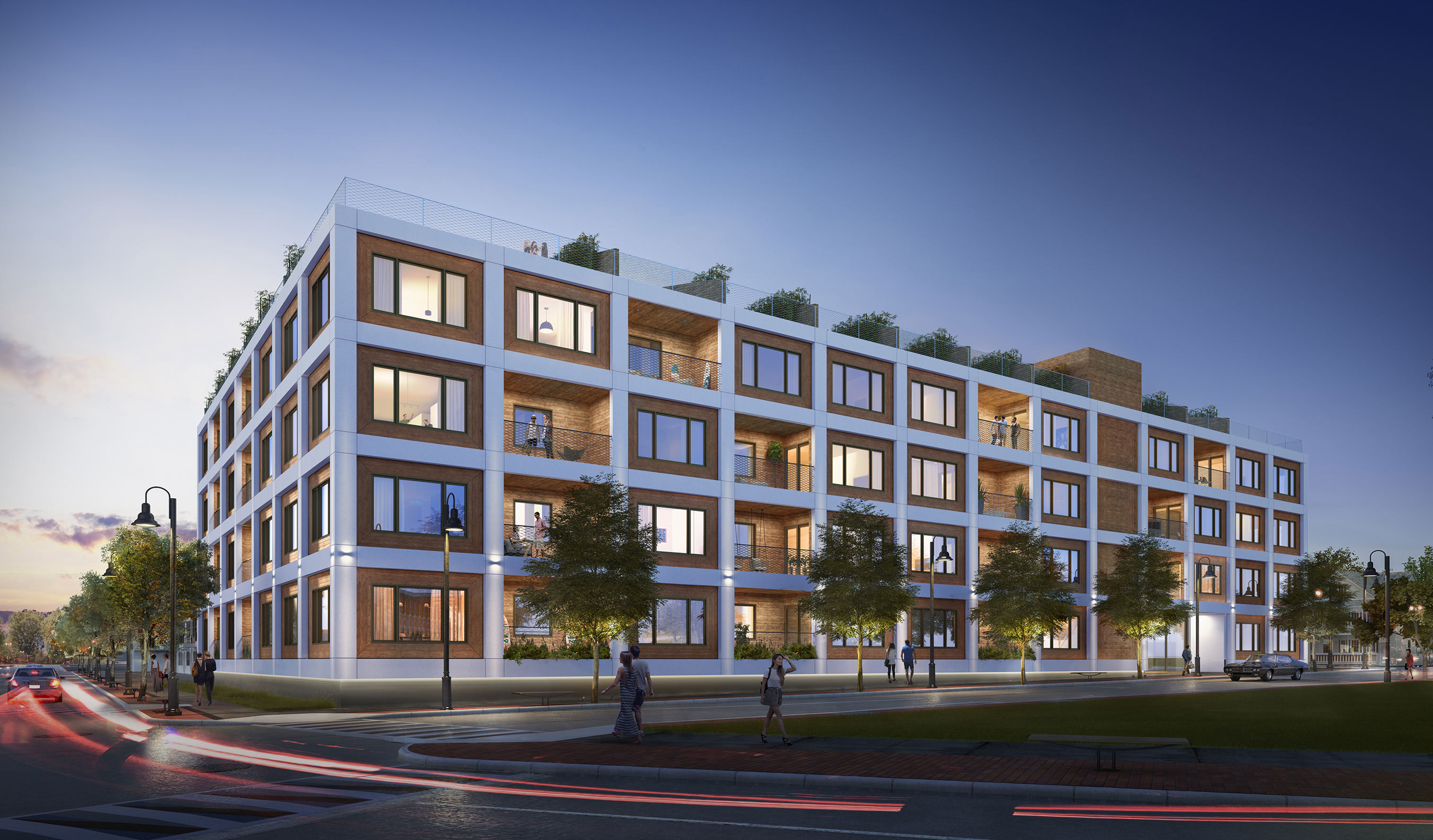 Monroe, a stylish 34-unit condominium project opening summer 2016
