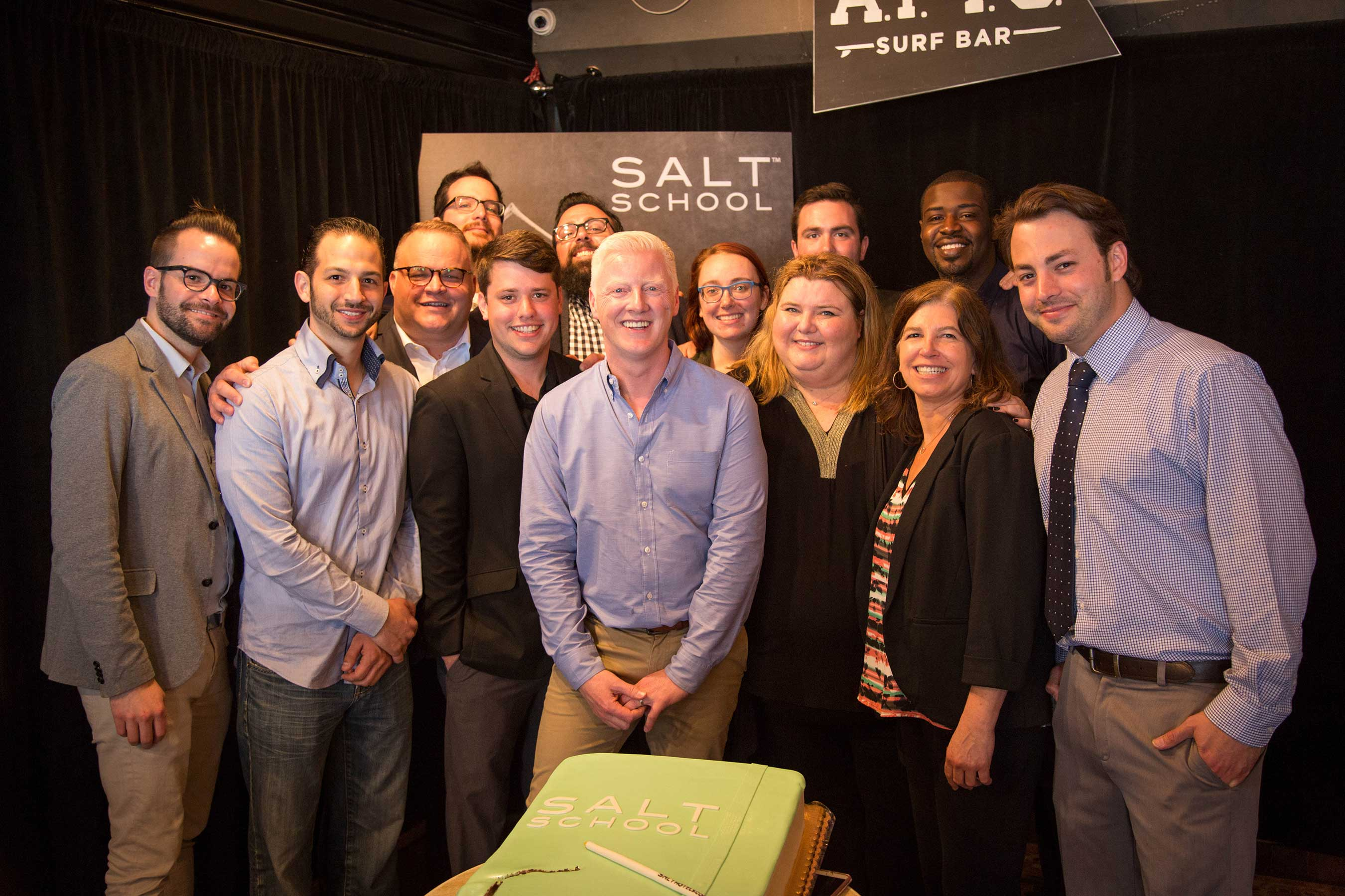 Executive team behind Salt School, hospitality training program in conjunction with The Asbury Hotel, Asbury Park, NJ