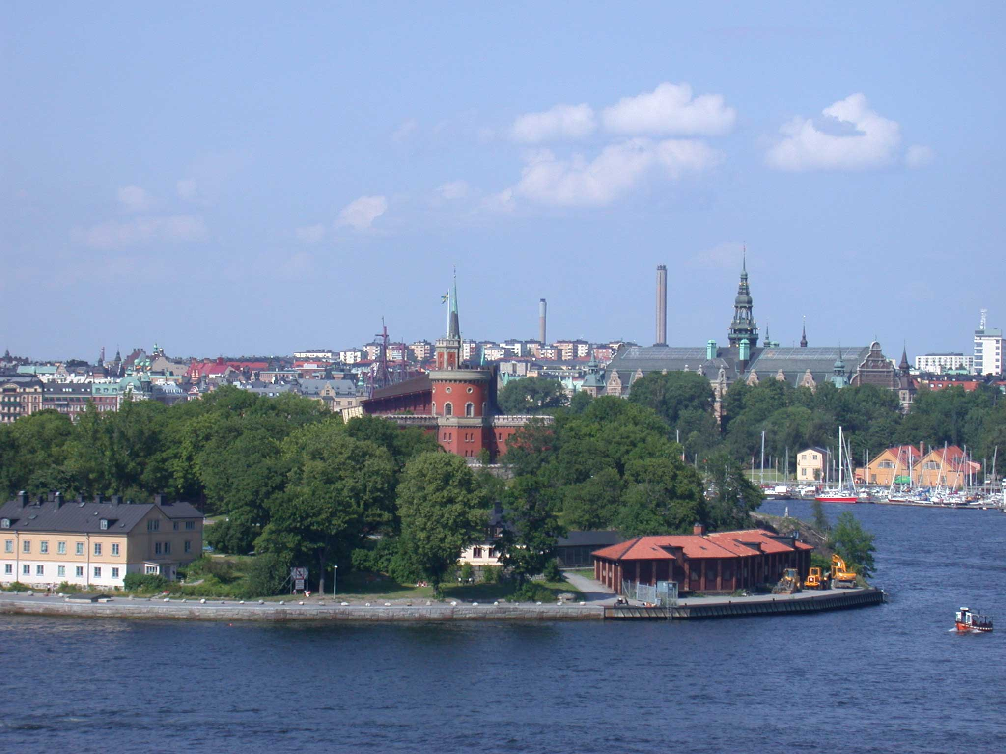 Cruise Baltic: Princess Cruises partnered with Cruise Baltic for Regal Princess Scandinavia and Russia cruises. Pictured is Stockholm, a featured port on this cruise itinerary.