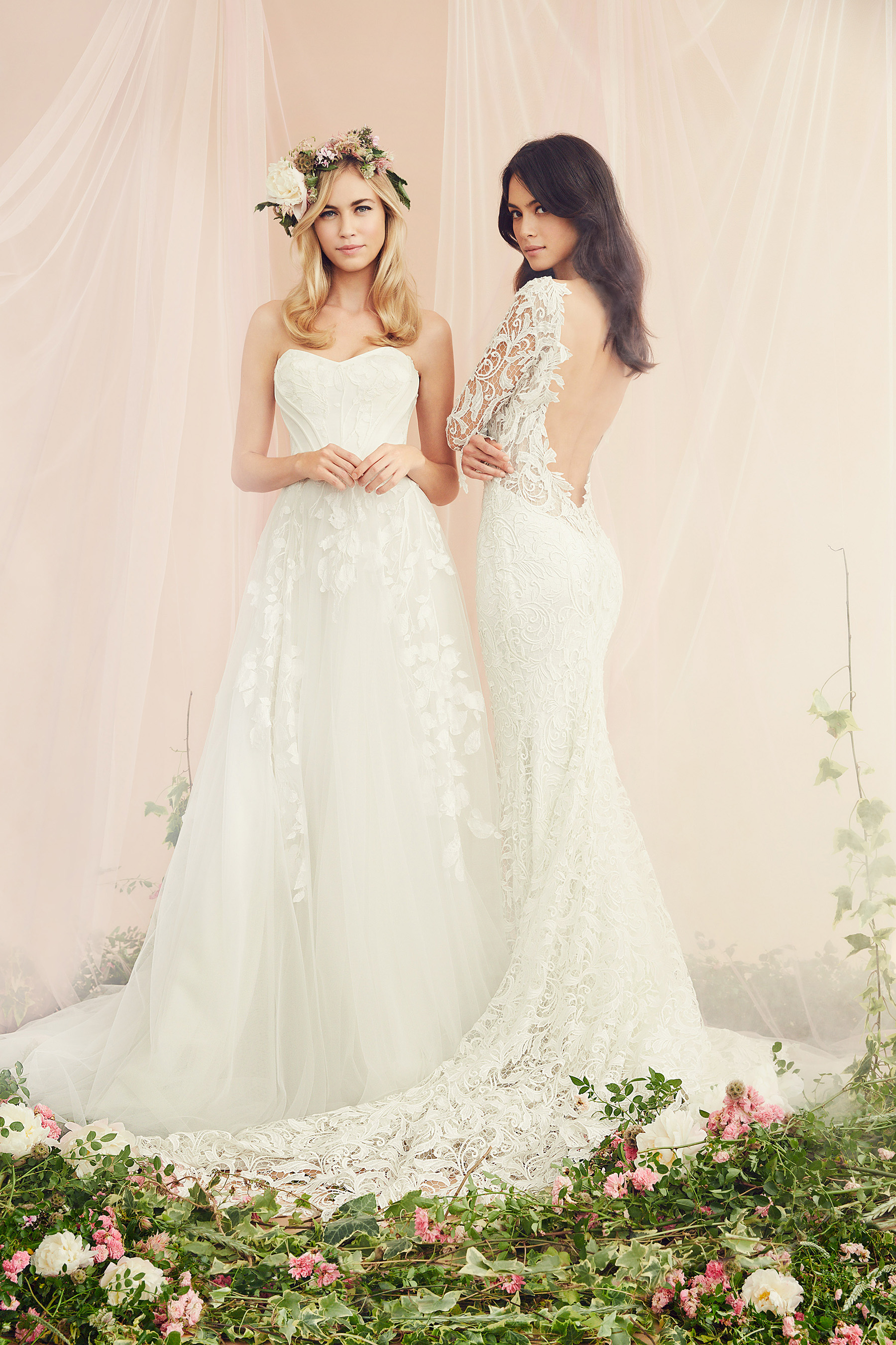 The kleinfeld proposal marrying the generations news for Kleinfeld wedding dress designers