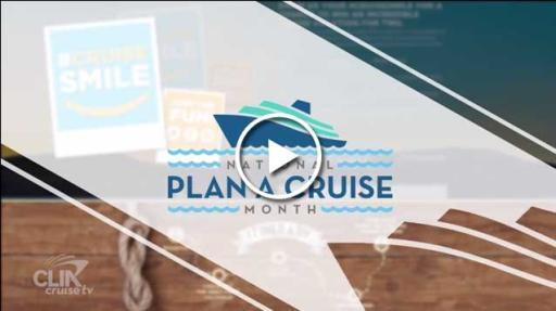 National Plan A Cruise Month Kicks Off #CruiseSmile Sweepstakes