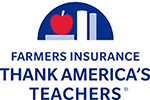 Thank America's Teachers logo