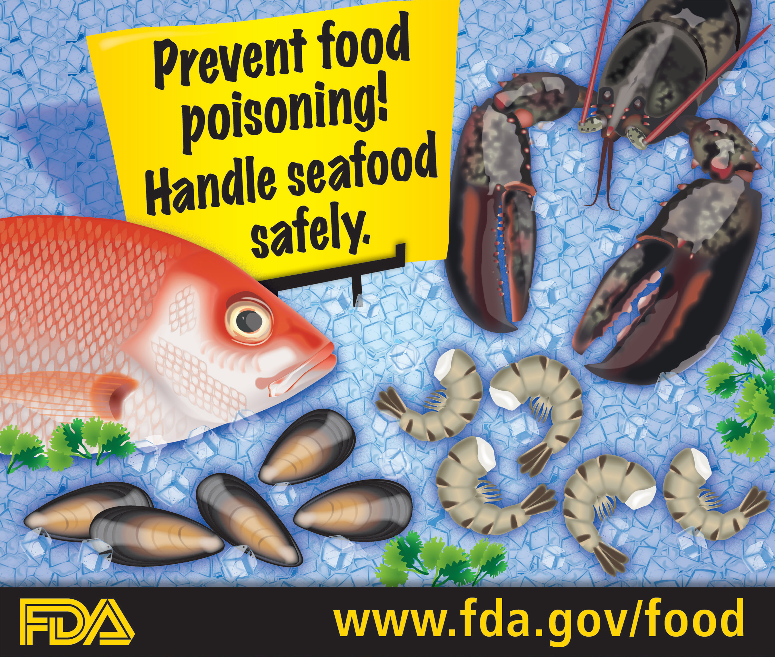 Seafood - Selecting and Serving It Safely