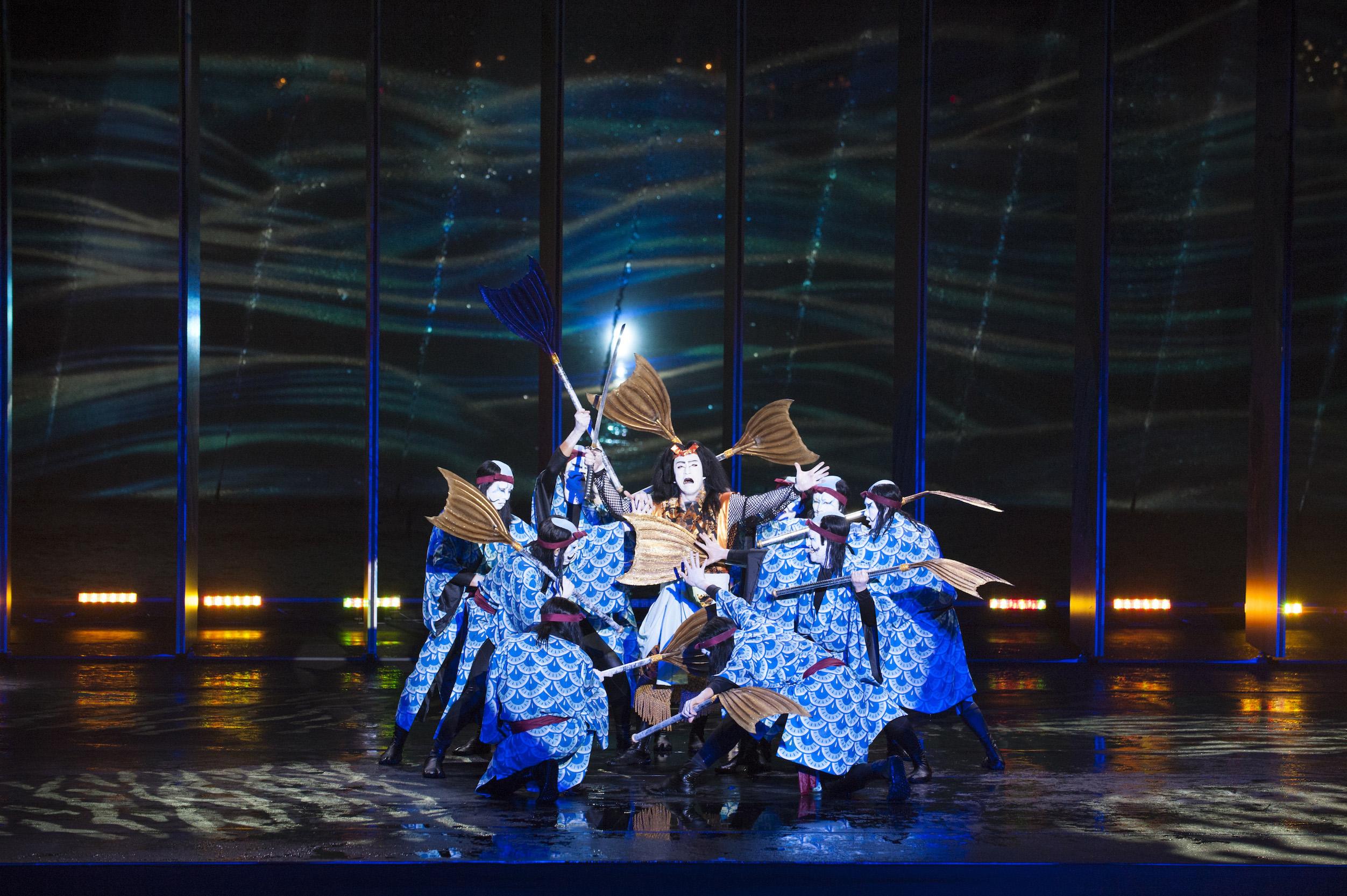 Kabuki Spectacle Premieres On Las Vegas Strip At Bellagio ...