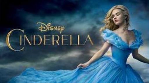 Cinderella Blu-ray Combo Pack