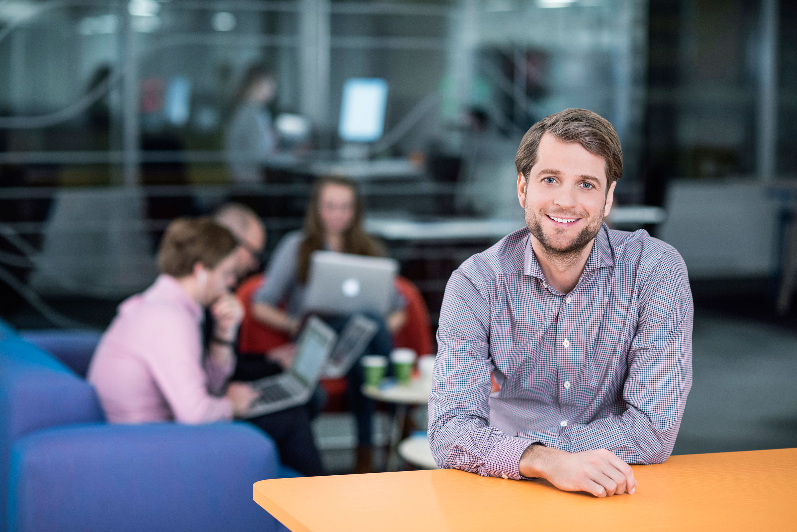 Sebastian Siemiatkowski, co-founder and CEO of Klarna
