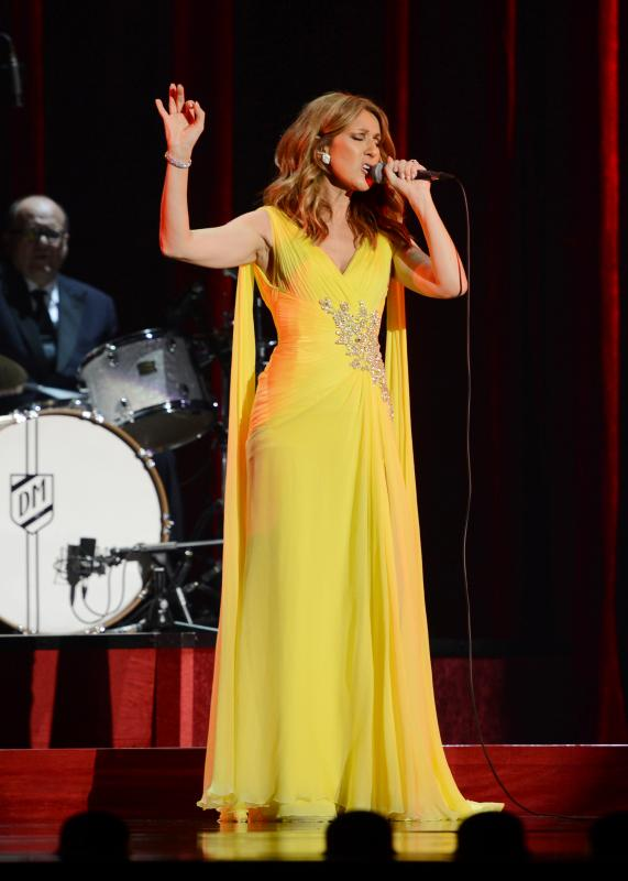 Celine Dion Premieres Much-Anticipated Return of Her ...