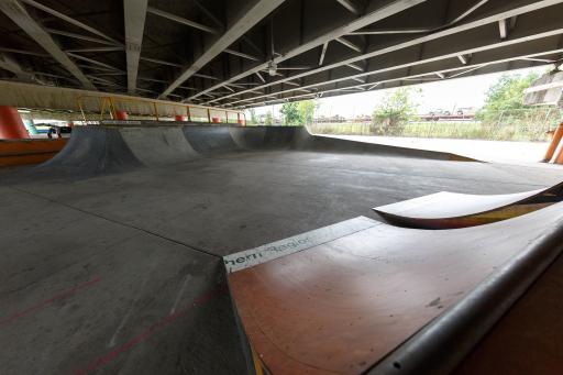 Parisite Skate Park Ramps 2