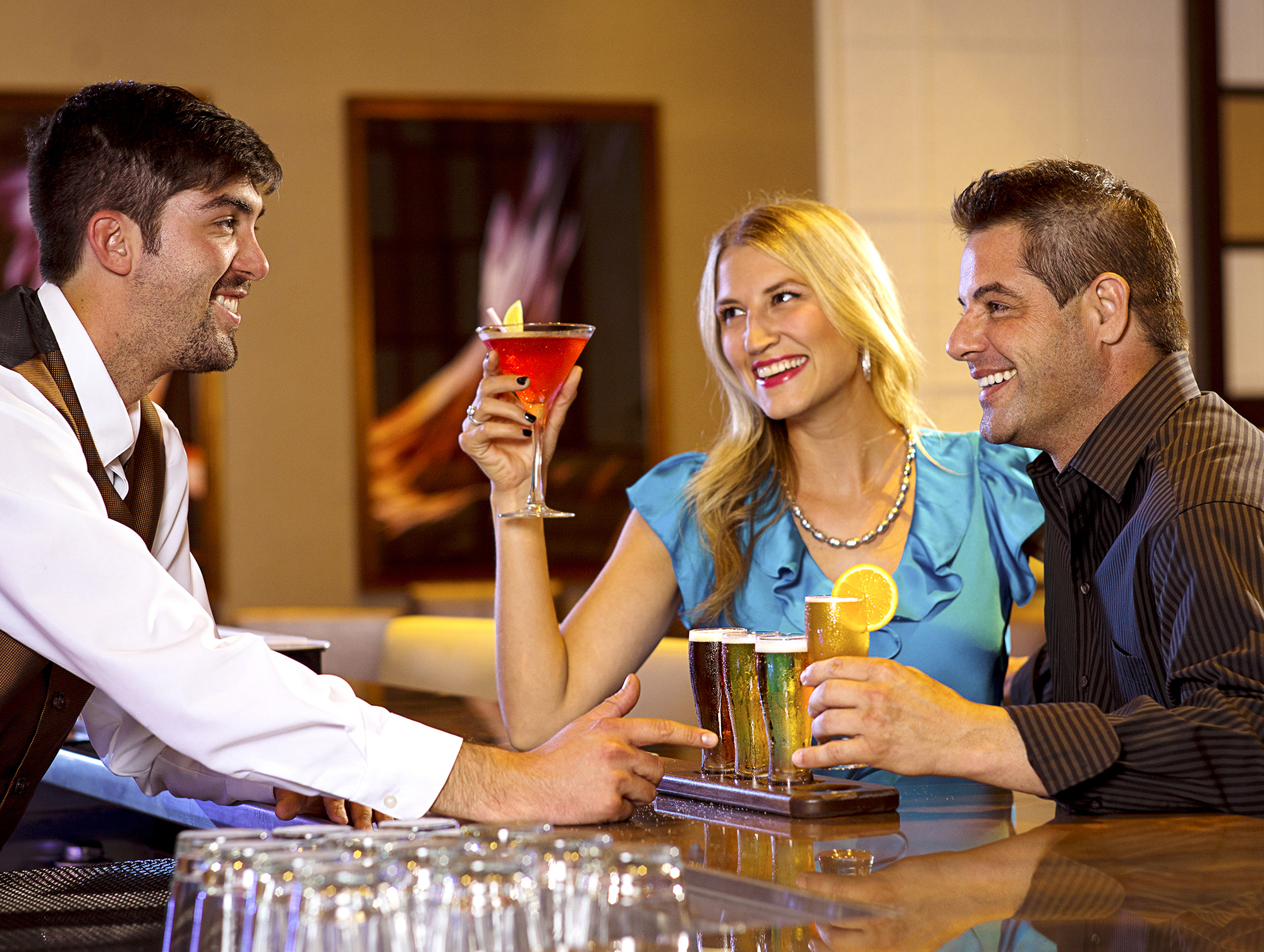 The Spotted Horse Tavern & Dining Parlor opened at Evangeline Downs Racetrack Casino Hotel in September 2015.