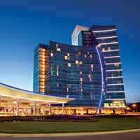 Blue Chip Casino, Hotel & Spa Guest Room Reservation Thumb