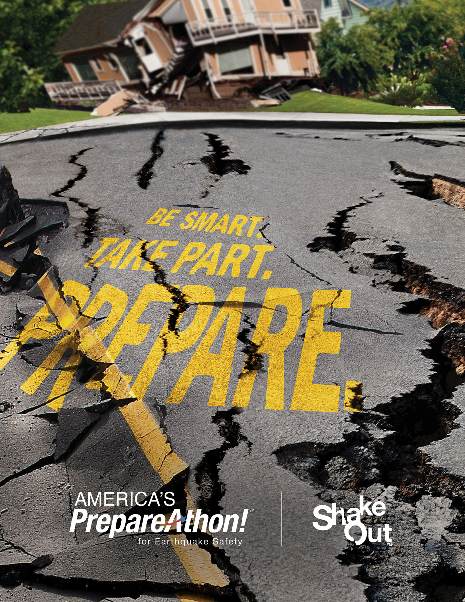 America's PrepareAthon! for Earthquake Safety