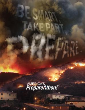 (OLD)America's PrepareAthon! for Wildfire Safety