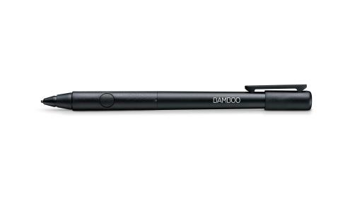wacom bamboo tablet how to use pressure for hardness
