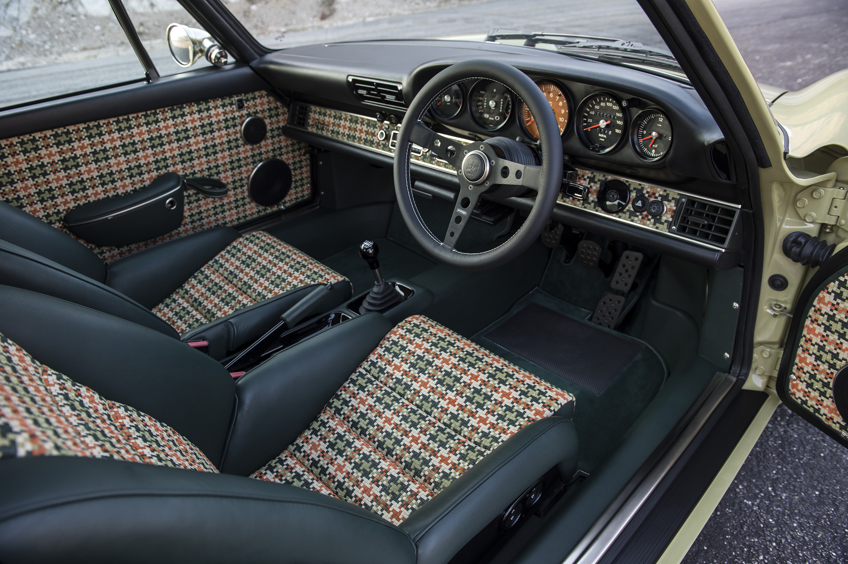 snyder black custom car interior gallery upholstery red and