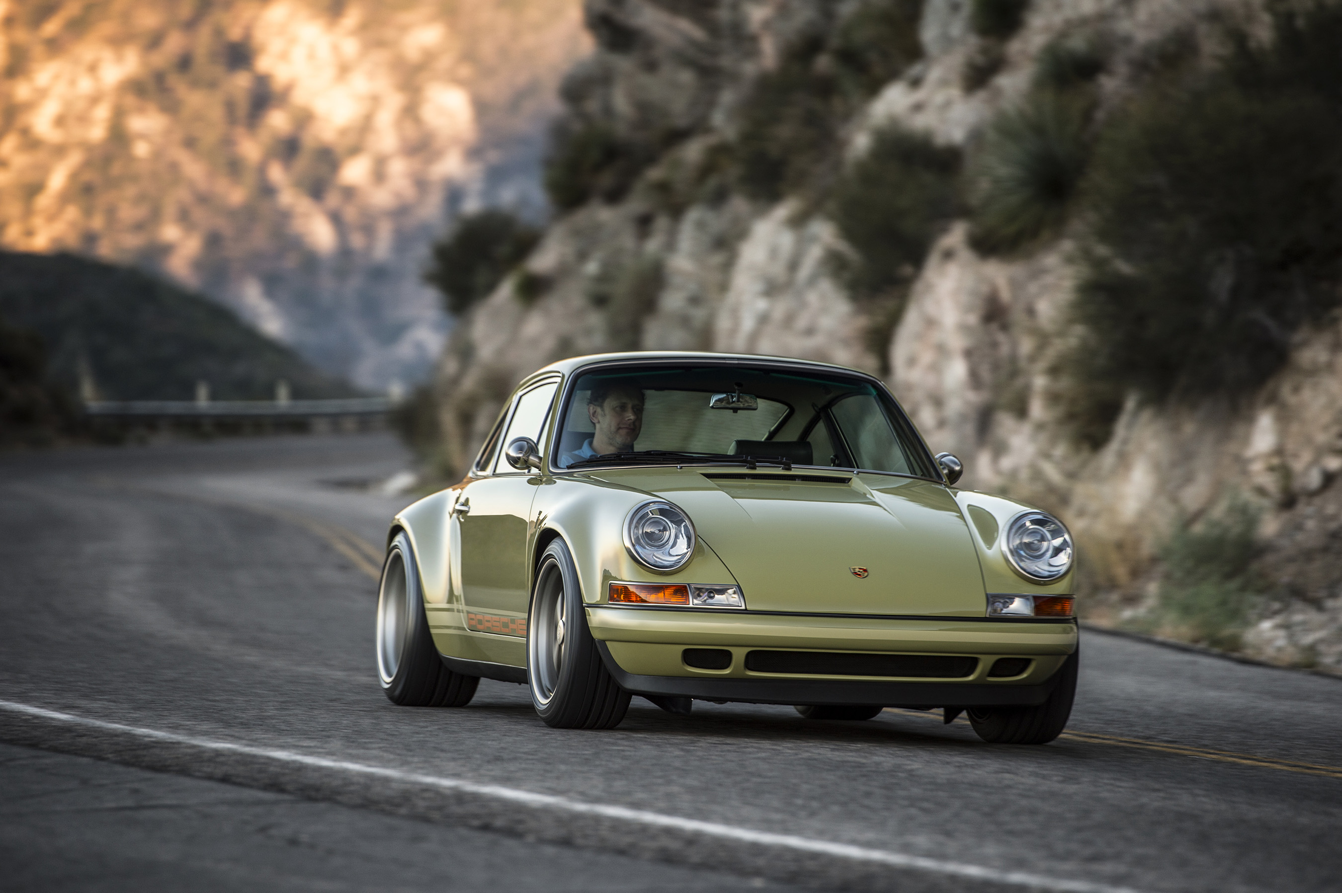 majestic salon prive to host latest porsche 911 reimagined by