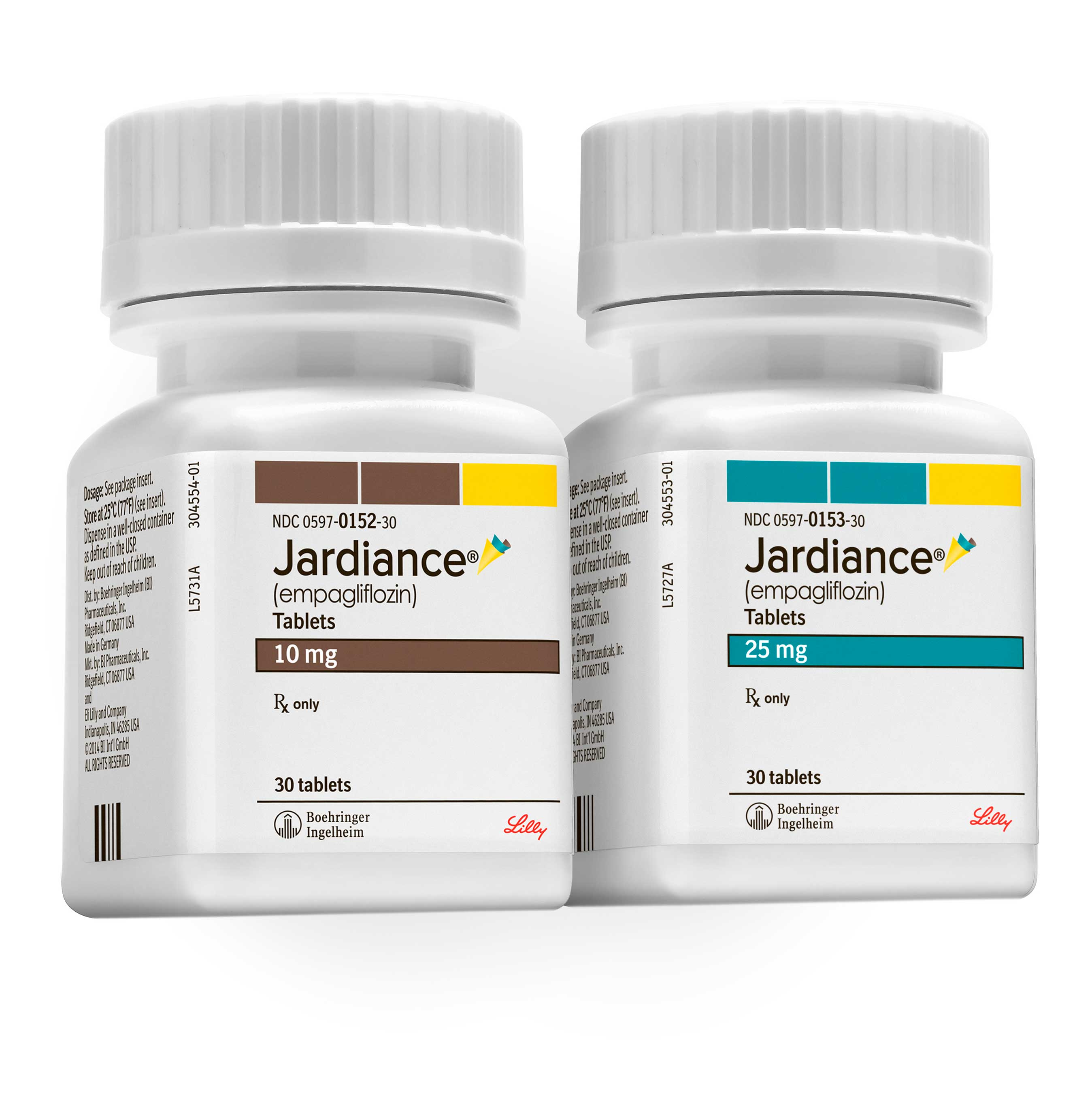 Jardiance® (empagliflozin) is the only diabetes medication