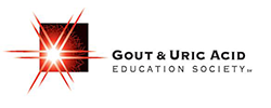 Gout & Uric Acid Education Society logo