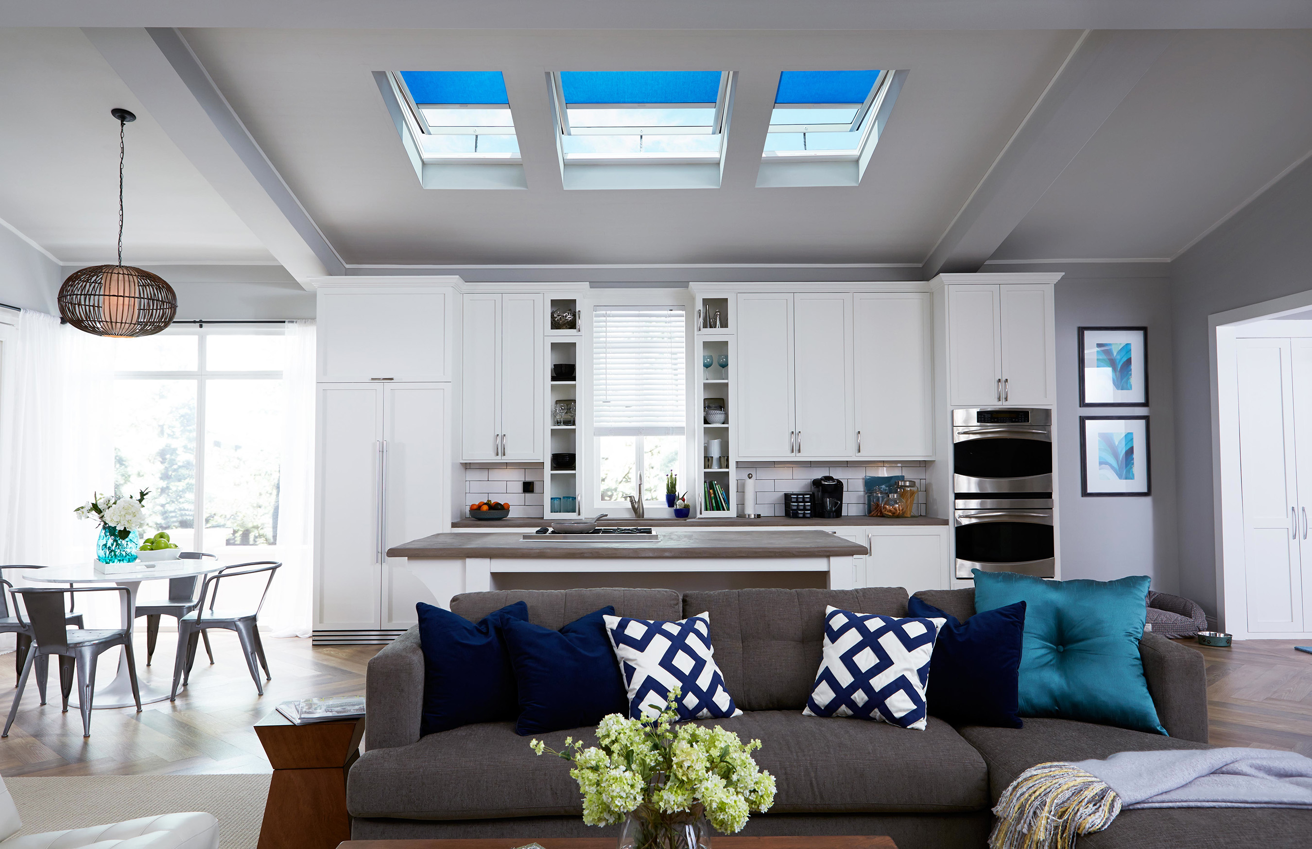 Homeowners save now and later with velux solar powered for How to clean velux skylights
